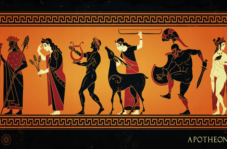 VIDEO GAME : « APOTHEON »