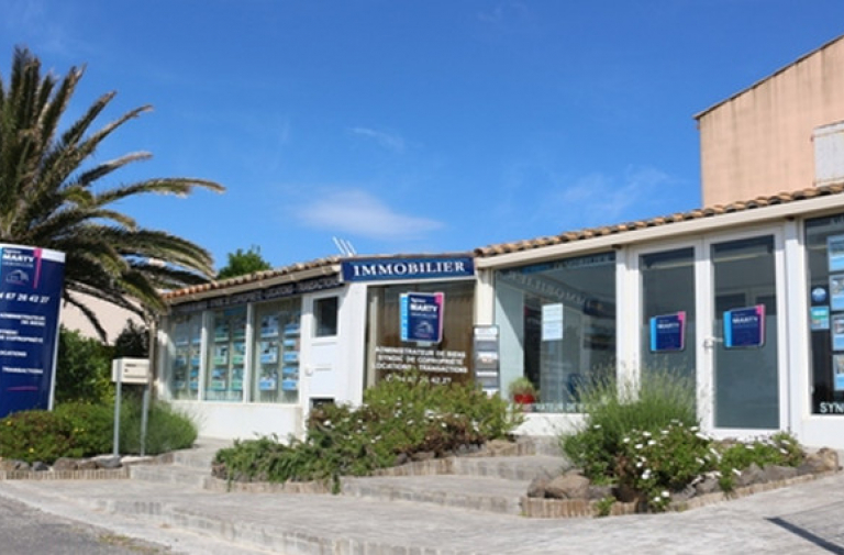 Agence Marty Immobilier