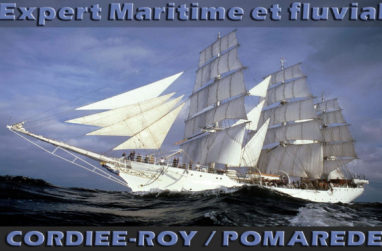 Cordiée-Roy Pomarede maritime and fluvial expertise